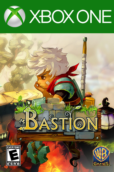 Bastion Xbox One Supergiant Games