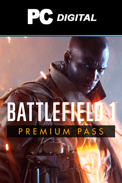 Battlefield 1 Premium Pass PC DLC EA
