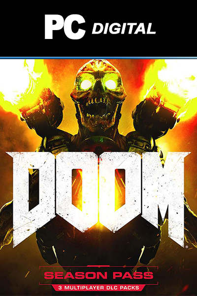 Doom - Season Pass PC DLC Bethesda Softworks