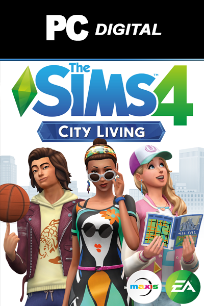 The Sims 4 - City Living PC EA
