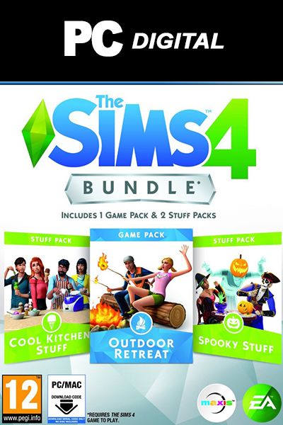 The Sims 4 - Bundle Pack 2 PC DLC EA