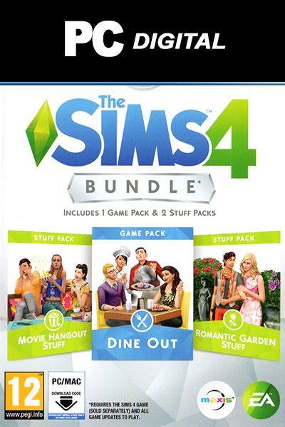 The Sims 4 - Bundle Pack 3 PC DLC EA