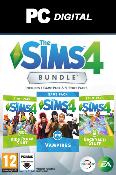 The Sims 4 - Bundle Pack 4 PC DLC Maxis