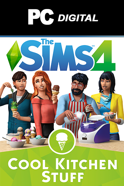 The Sims 4: Cool Kitchen Stuff PC DLC EA