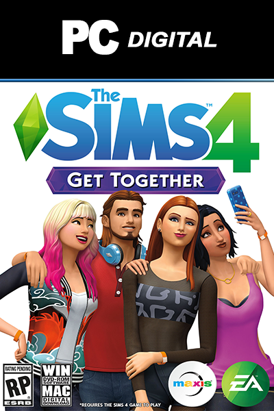 The Sims 4: Get Together PC DLC EA