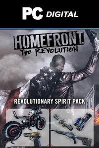 Homefront: The Revolution - Revolutionary Spirit Pack DLC PC