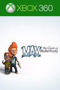 Max the Curse of Brotherhood Xbox 360