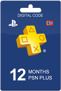 PlayStation Plus 365 dager NO