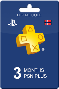 PlayStation Plus 90 dager