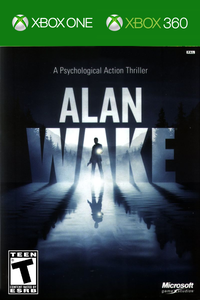 Alan Wake Xbox 360/Xbox One!