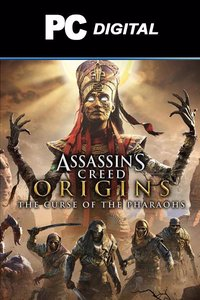 Assassin's Creed Origins - The Curse of the Pharaohs PC DLC