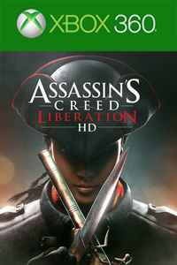 Assassin's Creed: Liberation HD Xbox 360