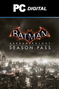 Batman: Arkham Knight Season Pass DLC PC