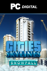 Cities: Skyline - Snowfall PC