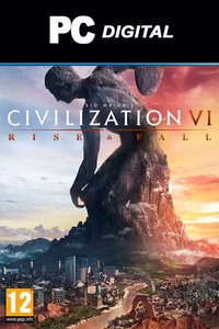 Pre-order: Civilization VI: Rise and Fall PC DLC (08/02)