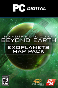 Civilization: Beyond Earth - Exoplanets Pack DLC PC