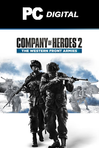 Company of Heroes 2: The Western Front Armies - US Forces PC DLC