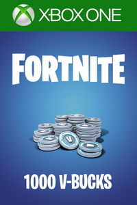 Fortnite 1000 V-Bucks Xbox One