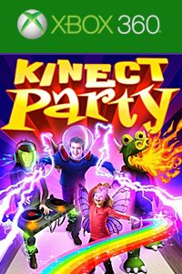 Kinect Party Xbox 360