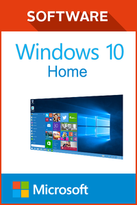 Windows 10 Home 64-bit CD-Key Download OEM SP1 1PC Worldwide