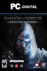 Middle-earth: Shadow of Mordor (GOTY) PC