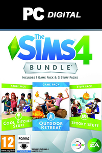 The Sims 4 - Bundle Pack 2 DLC PC