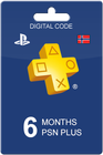 Playstation Plus 180 dager