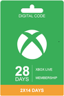Xbox Live 2x14 dager