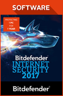 Bitdefender Internet Security 2017 1PC 1 year