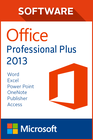 Microsoft Office Pro Plus 2013 - 1 user