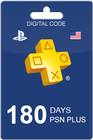 PlayStation Plus 180 dager USA
