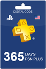 PlayStation Plus 365 dager USA