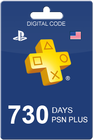 PlayStation Plus 730 dager USA